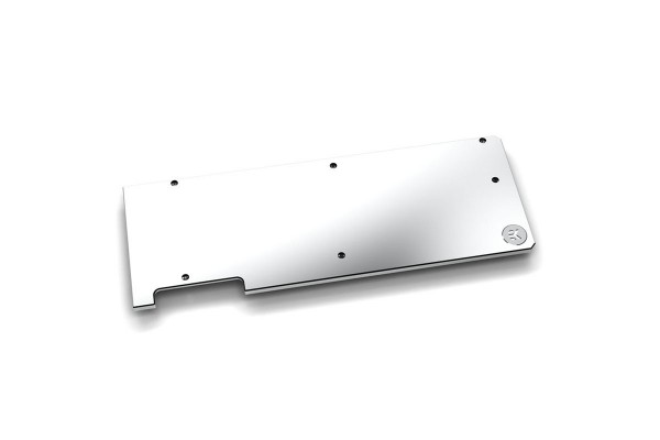EK Water Blocks EK-Vector RTX Backplate - Nickel