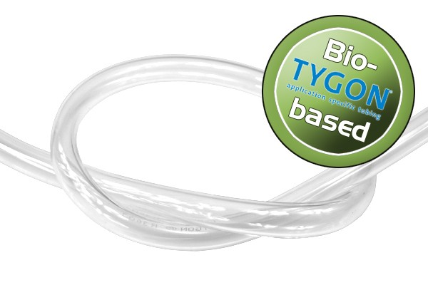 "Tygon E3603 slang 15,9/9,5mm (3/8""ID) klar"