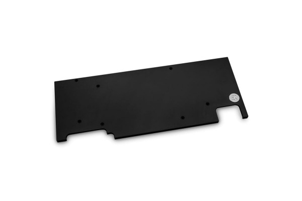 EK Water Blocks EK-Vector Aorus RTX 2080 Backplate - Black