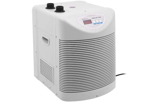 vattenkylare Hailea Ultra Titan 1500 (HC500=790Watt kylkapacitet) - Vit Specialversion