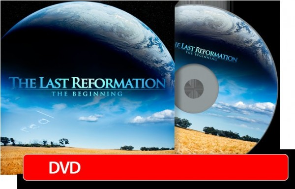 The Last Reformation: The beginning - DVD
