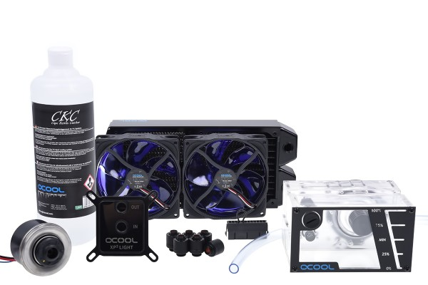 Alphacool NexXxoS Cool Answer 240 D5/XT - kit
