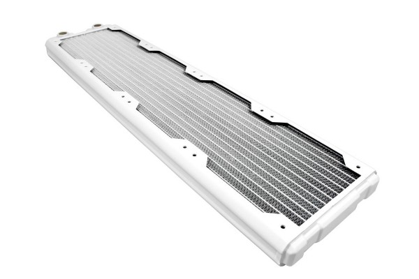 Black Ice Nemesis radiator GTS 480 - satin white