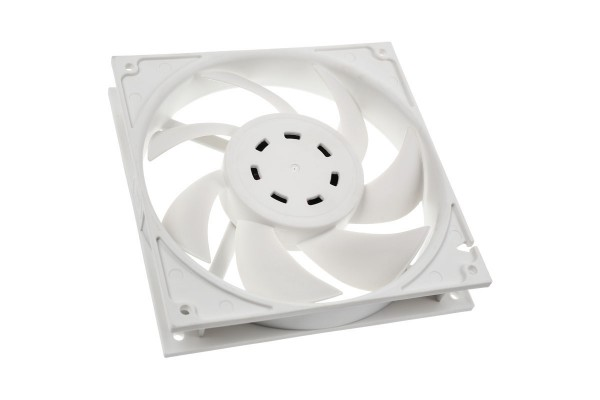 EK Water Blocks EK-Vardar EVO 140ER BB PWM - 2000 rpm, white (140x140x25mm)