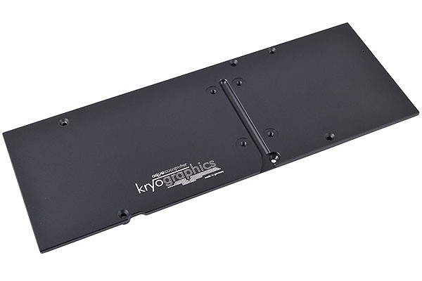 Aquacomputer backplate till kryographics Hawaii R9 290X/290, passiv