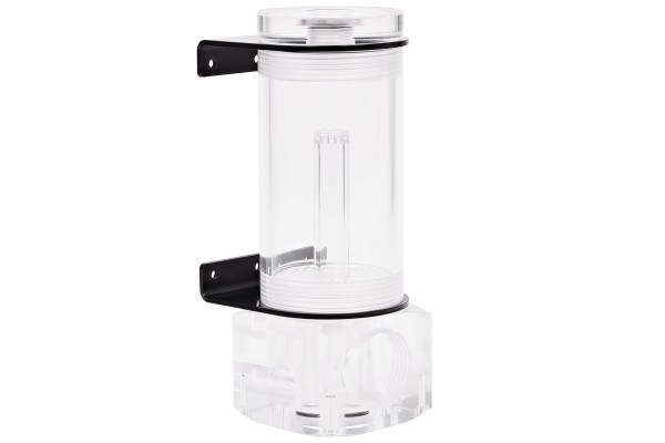 Alphacool Eisbecher Lighttower All-in-One 150mm Plexi reservoar