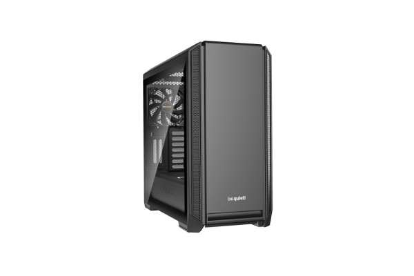 be quiet! Silent Base 601 with Window - black
