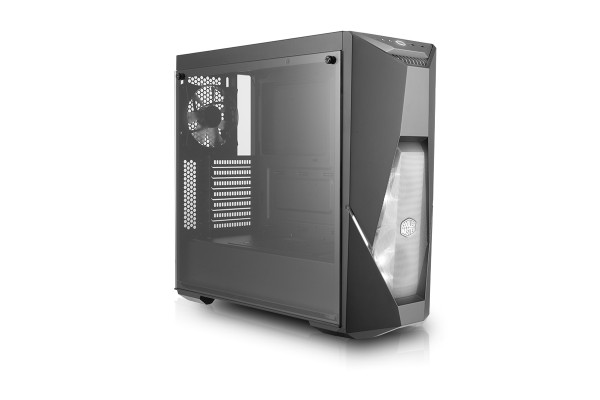 Cooler Master MasterBox K500 Midi-Tower black