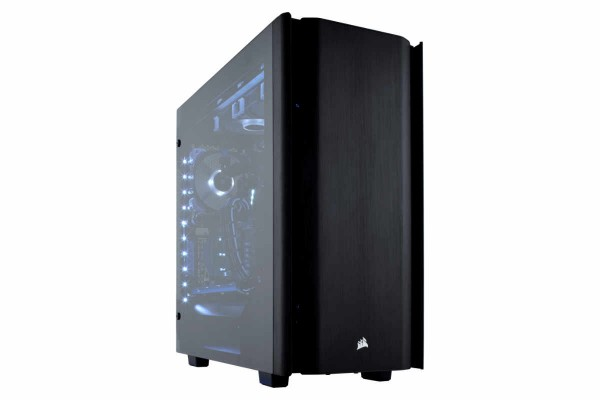 Corsair Obsidian 500D window - black